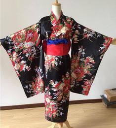Discount japanese geishas - Japanese kimono traditional girl Geisha girl cosplay Hell Cherry suits