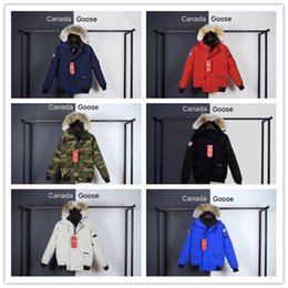 f274e832cdb 2018 Canada man Goose Man Langford Parka New Arrival Sale Men Guse Chateau Black  Navy Gray Down Jacket Winter Coat Parka Sale