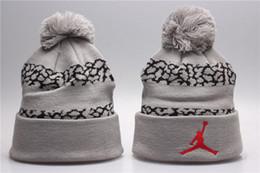 Cap Fur Ball Top Canada - Brand Men Women Beanies High Quality Winter Unisex Ball Ski Rabbit Fur Hat PomPoms Hats knitted cap