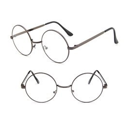 483859807105 Newest Eyeglass Frames UK - Newest Vintage Men Women Retro Round Eyeglasses  Frame Glasses Eyewear Clear