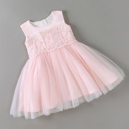 46a52ed5569 3 to 24 months baby Girls summer Embroidered dresses