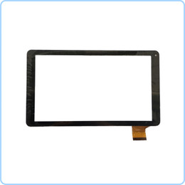 pc tablet 10.1 inch UK - New 10.1 inch Touch Screen Digitizer Glass CN100FPC-V1 Tablet PC
