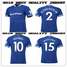 New 2018 2019 Walcott everton soccer jerseys 18 19 ROONEY MARTINA home  SIGURDSSON CENK TOSUN KEANE everton football shirts 385e90943
