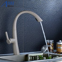 Fitted Kitchens Australia - Newly Quartz Brass Pull Out Faucet Kitchen Faucet Bathroom Sink Basin Faucets Mixer Tap Crane Taps