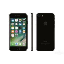 refurbished iphone 2019 - Original Refurbished Apple iPhone7 2RAM 32 128GB ROM Quad-Core IOS LTE 12.0MP Camera iPhone 7 Touch ID Unlocked SmartPho