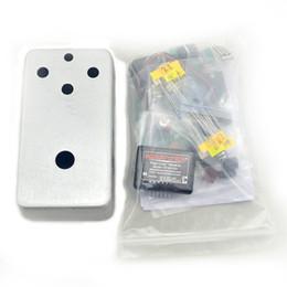 $enCountryForm.capitalKeyWord Australia - New Arrival Digital Reverb Guitar Effect Pedal kit True Bypass Kits With1590B Enclosure Reverb v1.0 KIT