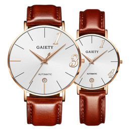 strap quartz fashion women new watch aead in couple apparel rich lovers watches products male female wristwatch men leather valentine clocks