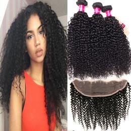 $enCountryForm.capitalKeyWord Australia - 8A Remy Peruvian Malaysian Mongolian Human Hair 3Bundles With 13X4 Lace Closure 100% Unprocessed Brazilian Peruvian Indian Virgin Human Hair