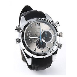 Hd video recording watcH online shopping - 16GB HD Wristwatch Camcorder P Night Vision Camera Super Mini Pocket DVs Portable Video Camera Watch Support Voice Recording