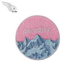 $enCountryForm.capitalKeyWord Australia - 10PCS Paradise Iceberg Patches Patch DIY Style Fashion for Clothing Backpack Decoration Applique Parch Free Shipping