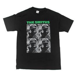 $enCountryForm.capitalKeyWord Australia - The Smiths Meat Is Murder Rock Band Graphic T-Shirt Men'S High Quality Custom Printed Tops Hipster Tees Fashion Men T Shirt