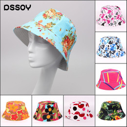 22952478287 Womens Sun Visor Hats NZ - Designer Cotton Canvas Foldable UA Protection Bucket  Hat For Adults