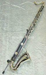 Nouvelle clarinette basse JUPITER JBC1000N Black Tube Clarinette Brand New B Instruments à cordes Instrument de musique avec étui Livraison gratuite