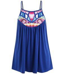 $enCountryForm.capitalKeyWord NZ - Sling Dresses Spring Summer Hot Sale National Style Women Dresses Blue Plus Size XL-5XL