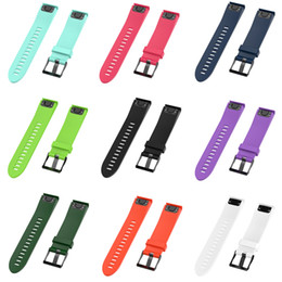 Discount garmin watches - Replacement Silicone Quick Install Wrist Band Strap For Garmin Fenix 5S Watch