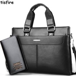 Discount office cross body bags - business bag handbag men laptop fashion top-handle bags male shoulder bag office work crossbody bags leisure computer bo