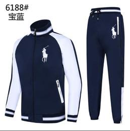 Body Tutu Australia - polo Men s Sports Suit Spring and Autumn New Leisure Men s Decoration Body 3 Colour Size M-2XLcm 6188-1 Sports Suit