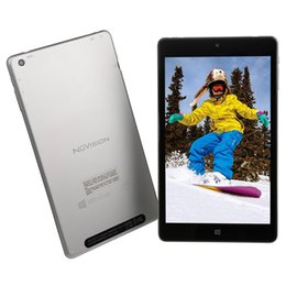 Discount hd quad core tablets - NuVision 8-inch Full HD (1920 x 1200) IPS Touchscreen Tablet PC, Intel Atom Z3735F Quad-Core Processor, 2GB RAM, 32GB SS