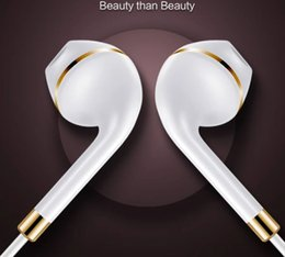 singing headset NZ - Earphones In-ear Female And Male Cable Earbuds Subwoofer Mini Sport Singing High Tone Music Headphone Wire Control Tape Mic