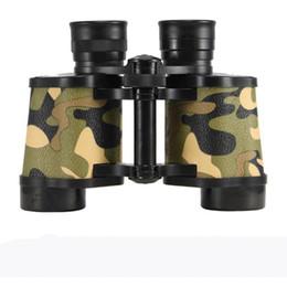 Camping Hiking Telescope UK - Russian Binoculars 8x30 Telescope High Quality Powerful Telescope Night Vision For Hunting Outdoor Hiking Free Shipping
