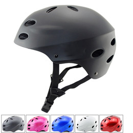 Skate Bicycle Australia - Children Bicycle Helmet Hollow Out Breathable Cycling Skating Hip-hop Roller Skateboard Scooters Riding Bike Helmet Toddler