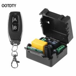 $enCountryForm.capitalKeyWord NZ - AC 220V 10A 1CH RF 315MHz Wireless Remote Control Switch Receiver Module + Transmitter Kit For Intelligent Home
