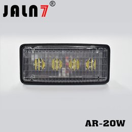 AR-20W LED john deere Work Light 2200LM вождение автомобиля сельскохозяйственные 20 Вт фары авто головного света 24 в JALN7