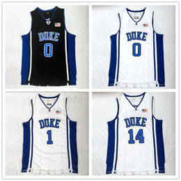 c0b774f40d98 ... duke blue devils college basketball jerseys 1 kyrie irving 14 brandon  ingram 0 jayson tatum stitched