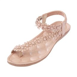 41f2d517d9b5 Women Sandals 2018 New Summer Style Peep Toe Jelly Shoe Flower Sandal  Wear-resistant Comfortable Breathable Flat Female Shoe Fast Delivery