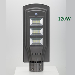 China LED Solar Street Lights 60W 40W 20W 30 85-100LM Lamp All-in-One Waterproof Outdoor Panel ABS PIR Motion Sensor Direct Shenzhen China Factory suppliers