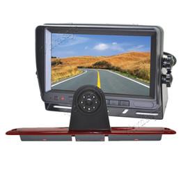 Vw Reverse Light NZ - Vardsafe VS807M | Car Brake Light Rear View Reversing Camera Kit For VW Crafter (2007-2016)