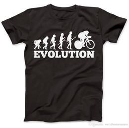Cycling Cyclist Australia - Summer Sleeves New Fashion T Shirt Graphic O-Neck Short-Sleeve Cycle Evolution Biker Cyclist T-Shirt 100% Premium Cotton Gift