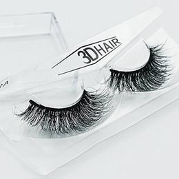 Real human haiR eyelashes online shopping - In Stock D Eyelash styles Selling Real Siberian D Full Strip False Eyelash Long Individual Eyelashes Lashes Extension