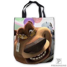 $enCountryForm.capitalKeyWord Australia - Custom Canvas boog-&-elliot Tote Shoulder Shopping Bag Casual Beach HandBag Daily Use Foldable Canvas #180713-08-134.8