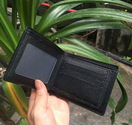 Mens Wallet envío gratis 2018 cuero de los hombres con las carteras para los hombres monedero de la moda de los hombres carteras con caja en venta