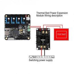 2 Sätze Heizbett Power Module Hochstrom 210A MOSFET Upgrade RAMPS 1,4 Kit für 3D Drucker XXM8