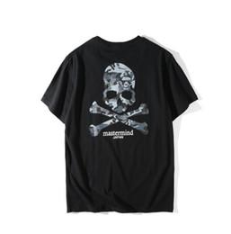 $enCountryForm.capitalKeyWord NZ - 2018 new design Summer Skull head of the ape man face print t-shirt justin bieber casual Hip Hop outdoor sport t-shirt