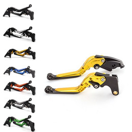 x lever Canada - Adjustable CNC Folding Extending Brake Clutch Levers For HONDA NC700 S X 2012-13 VTX1300 2003-08