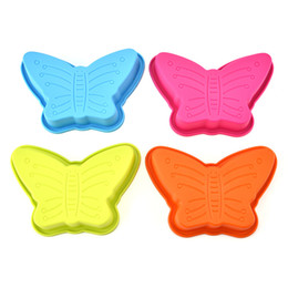 Silicon Fondant NZ - Cake mold Silicon butterfly shape molds amazing fondant moulds candy cmolds animal cake mold for baking cake Decorations bakeware CMM07