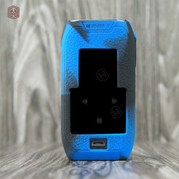 $enCountryForm.capitalKeyWord Australia - 2018 New Arrival E-cigarette Case For Touch Screen Revenger X Kit 13 Colors Vaporesso Revenger X 220W Silicone Case by DHL Free