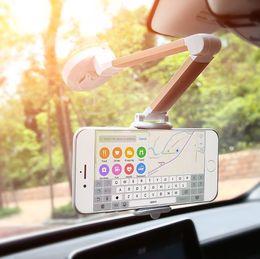 PoP holders online shopping - New Degree Rotating Pop Car Phone Holder Socket Universal Phone Desktop Stand Holder for iPhone Samsung Xiaomi