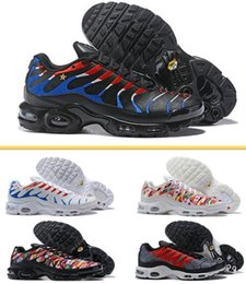 f9687373be693 2019 VAPOR 270 TN PLUS Maxes Men Running Shoes Olive In Metallic White  Silver for Trainer airs Tn off Black Requin Basketball Sneakers