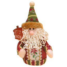 Chinese  Doll Christmas Decorations Xmas Tree Gadgets Ornaments Doll Christmas Gift manufacturers