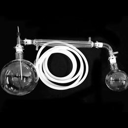 Attrezzatura da laboratorio Nuovo kit di distillazione rapida a distillazione rapida a breve percorso 2L Easy Short-path Distillation