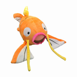 "old video games UK - Hot New 12"" 30CM Magikarp #2 Plush Doll Anime Collectible Dolls Soft Best Gifts Stuffed Toys"