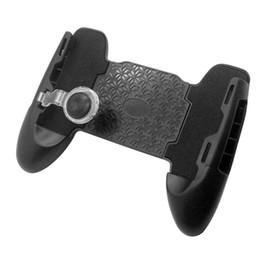 Joystick Alloyseed 3-in-1 Evrensel Oyun Joystick + Mini Joystick Kavrama + 4.7-7 inç Dokunmatik Ekran Akıllı Cep Telefonları Için Braketi Standı