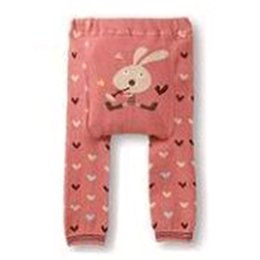 Chinese  Baby Infant Toddler Newborn Cartoon Striped Cute Long Tight Pants for 6-36M manufacturers