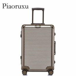 "$enCountryForm.capitalKeyWord Canada - 20"" 24"" 26"" 28"" PC VS Aluminum Frame Travel Trolley Luggage Spinner Carry On Cabin Rolling Hardside Luggage Suitcase"