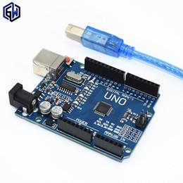 ics 2019 - UNO R3 MEGA328P CH340G for Arduino UNO R3 + USB CABLE