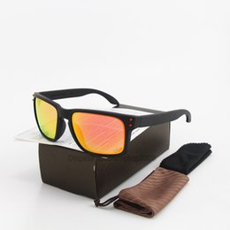 61681504b0e 10pcs Fashion Brand Sunglasses Men Women Outdoor Sports Polarized Mirror  Driving Sun Glasses oculos Eyewear Cycling Travelling 9102 Style